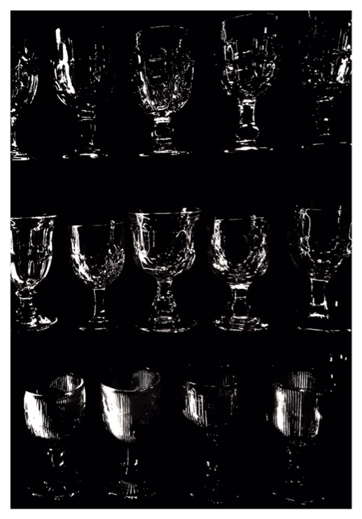 Glass Goblets & Darkness