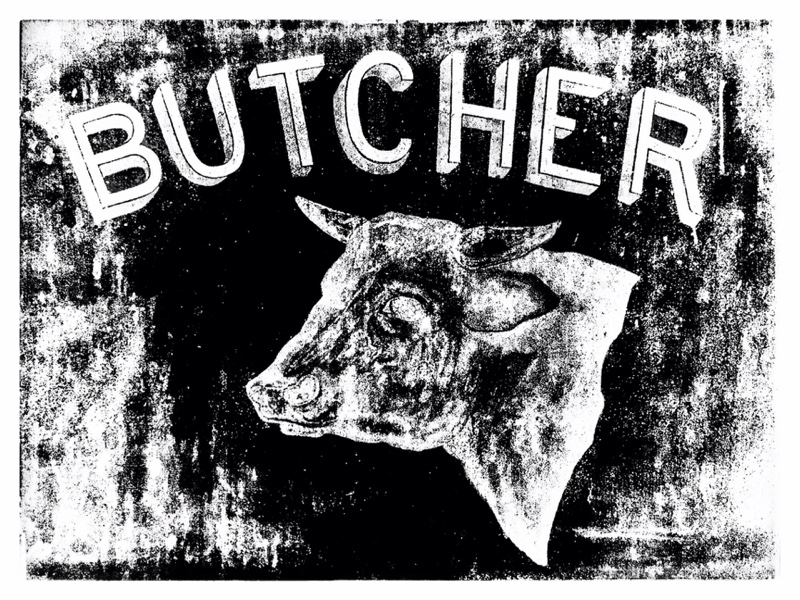Butcher & Icky Cow