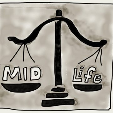 Midlife Balance (Source: Geo Davis)